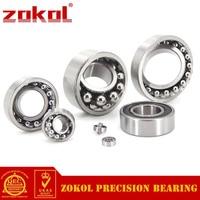 ZOKOL bearing 1219 Self aligning ball bearing 95*170*32mm
