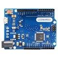 2012 Placa Placa MCU ATmega32u4 Leonardo R3 Oficial com IC Original para Arduino Compatível DIY Eletrônica com Anti StaticBag