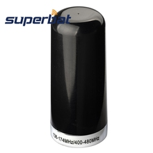 Superbat NMO Dual Band anten araba mobil radyo montaj değiştirin ön ayarlı VHF UHF 136 174MHz 400 480Mhz araba cep 2 yönlü radyo