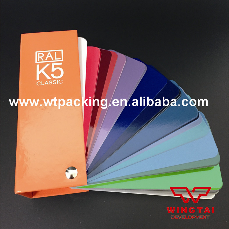 German RAL New- All the Classic colours on 150x50mm pages Ral color Guide K5 цена и фото