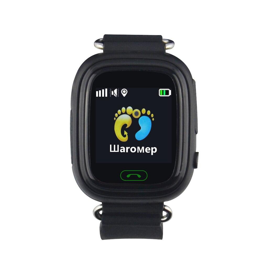 Умные детские часы Q90, WIFI, сенсорный экран, GPS трекер, Смарт часы, телефон для детей, безопасный SOS Вызов, местоположение устройства, анти потерянное напоминание|GPS-трекеры|   | АлиЭкспресс