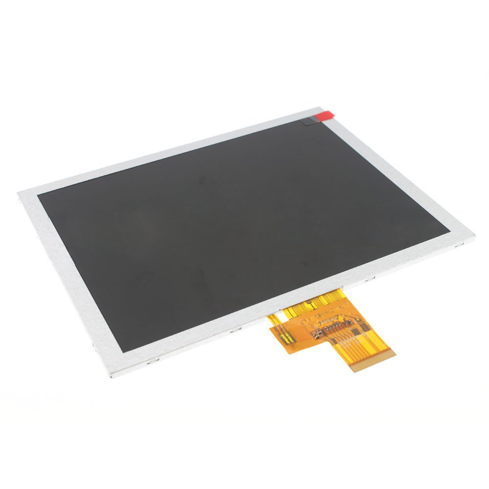 New LCD Display Matrix For DNS AirTab M82 Tablet Inner LCD Screen Panel Module Replacement Free Shipping