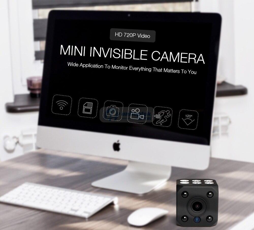 01 Mini IP Camera