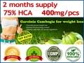 Garcinia cambogia suplemento da dieta da perda de peso Queimar Gordura (75% HCA) Garcinia cambogia Emagrecimento (200 Caps para fornecimento 2 meses!)