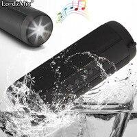 Wireless Waterproof Bluetooth Speaker Best Portable Outdoor Mini Columns Loudspeaker Speaker Design for Phone Samsung lordzmix