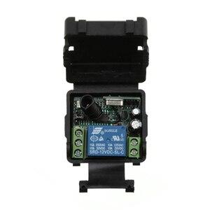 Image 3 - Миниатюрный беспроводной пульт дистанционного управления 12 В постоянного тока, 1 канал, RF, 315 МГц, 433 МГц, универсальный выключатель включения/выключения питания для освещения/лампы