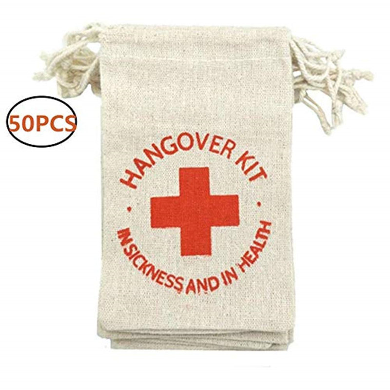 50Pcs 4 x 6 Hangover Kit Bags Bachelorette Party Decorations  Party Wedding Favors and Gifts Box Event Party Supplies AA8217-250Pcs 4 x 6 Hangover Kit Bags Bachelorette Party Decorations  Party Wedding Favors and Gifts Box Event Party Supplies AA8217-2