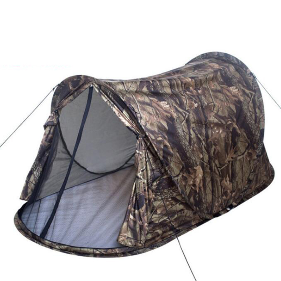 Ultralight Camouflage Camping Hunting Tent (3)