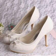 Новый стиль элегантный кот высокого пятки свадебные туфли свадебный платформа Prups с платформы