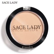 SACE LADY Matte Poreless Setting Powder Natural Makeup Waterproof Perfecting Loose Skin Oil Control Compact Press