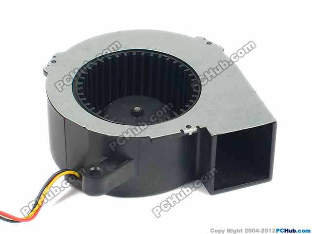 Emacro SF6023RH12-52A DC 12V 170mA    100mm 60x60x25mm Server Blower  fan