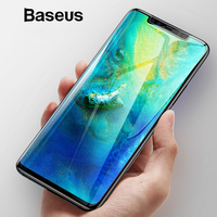 Baseus Protective Glass For Huawei Mate 20 20 Pro Screen Protector 3D Surface Full Coverage Tempered Glass For Huawei Mate 20 Phone Screen Protectors
