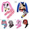 Retail Boys Pijamas Kids Set Children's Minnie Mickey Pyjamas Clothing Sets Kids Pajamas Baby Cartoon Pyjama Enfant Sleepwear