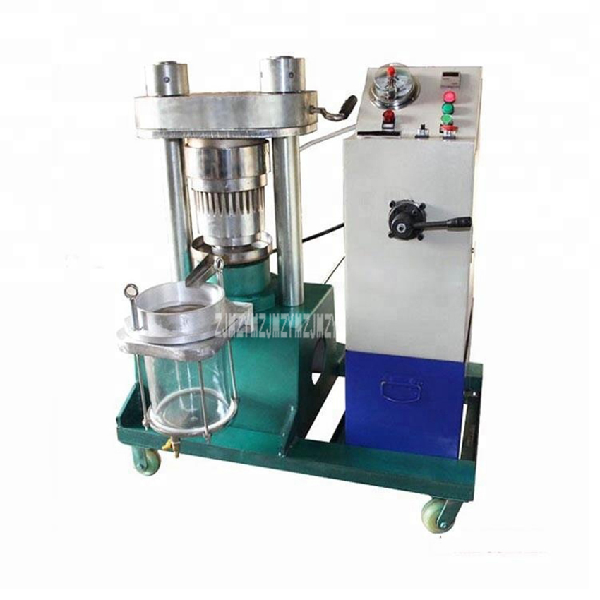 50kg/h Avocado Coconut Virgin Oil Extraction Machine Dry Raw Material Sesame Peanut Palm Oil Make Press Machine Sr-DH150STB 2