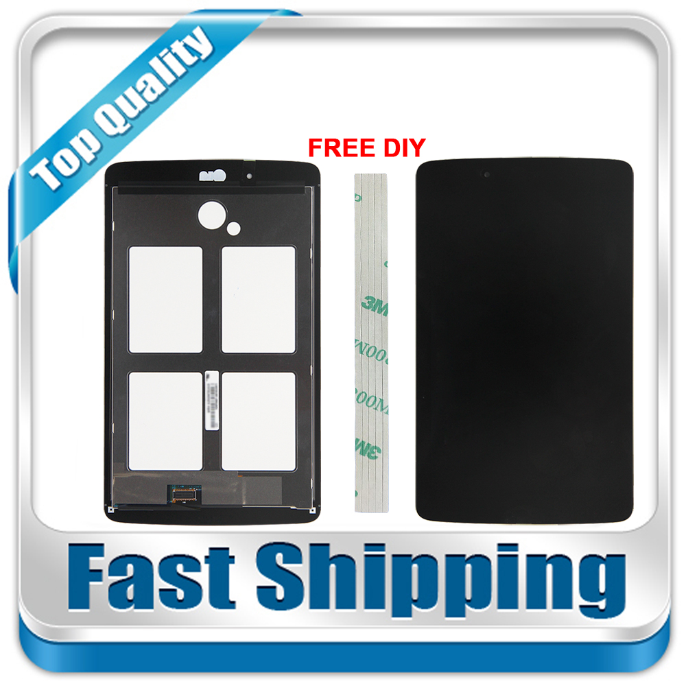 Fr LG G Pad 7.0 V400 V410 LCD Touch Screen Digitizer Assembly Display Black