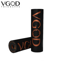 3 pcs/lot Original VGOD Pro Mech Mod powered by single 18650 Battery Hardcore Vapors Electronic Cigarette Mechanical Box Mod