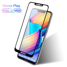 protective glass For Huawei Honor Play Case Honor Play tempered glas For Huawei Honor Play HonorPlay COR-L29 6.3 inch cover film(China)