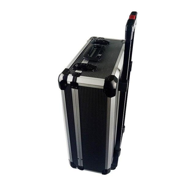 Free shipping 186pcs /set CR-v steel car fix tool household tool set hand tool sets in aluminium alloy draw-bar box 5