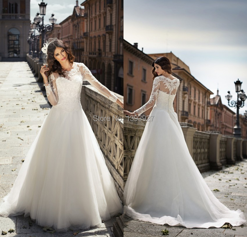 Italian Style Wedding Gowns