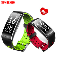 BQ8 IP68 Waterproof Bracelet Heart Rate SmartBand Sports Fitness Tracker Smart Band Wristband PK Xiaomi MiBand