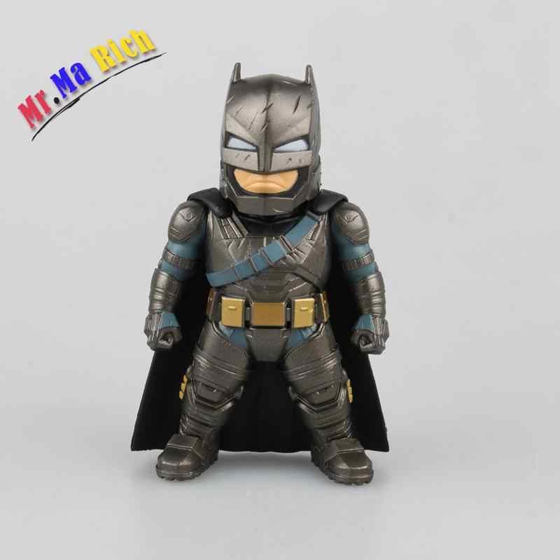 باتمان ضد سوبرمان فجر العدالة باتمان Pvc عمل الشكل مجموعة الاطفال اللعب Figuras أنيمي Juguetes 10 سنتيمتر التمثال