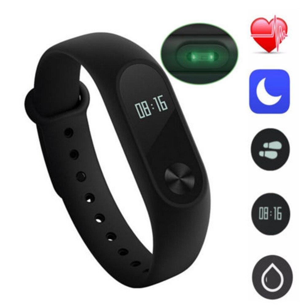 DATE M2 Smart Bracelet Étanche Mode de Remise En Forme Intelligente Bracelet Bracelet Moniteur de Fréquence Cardiaque