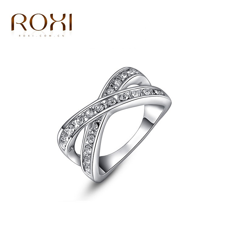 ROXI Ring For Women Christmas Gift Good Quality Make With Genuine