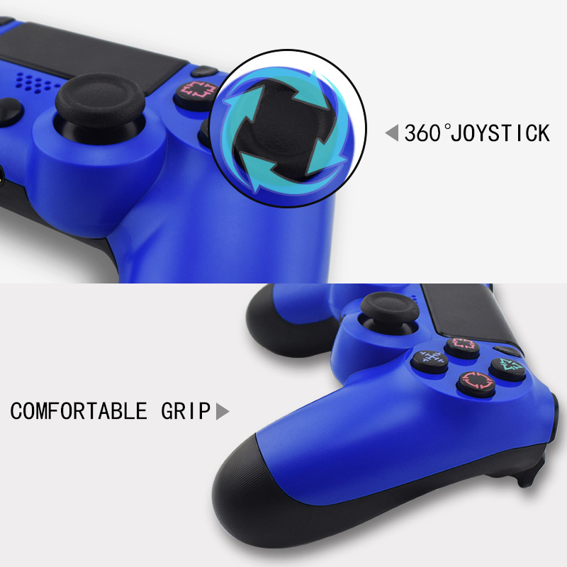 Neutral Snowkey PS4 controller ps4 wireless Bluetooth game controller ps4 Bluetooth 4.0 new with lights vibration