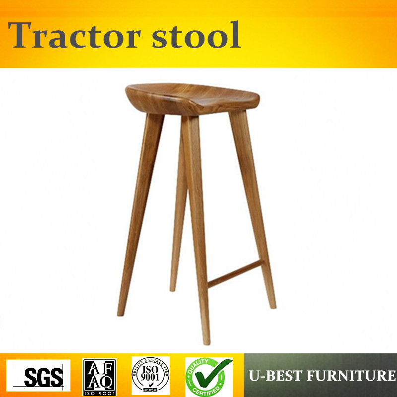 Free Shipping U-BEST Unique Pub Stools Designer Chair Replica Modern Barstool,north European Modern Bar Stool