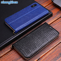 Luxury Genuine Leather Magnetic Flip Case for Iphone Xs Max Xr 6 6s 7 8 Plus Etui Card Holder Wallet 360 Protective Book Cover