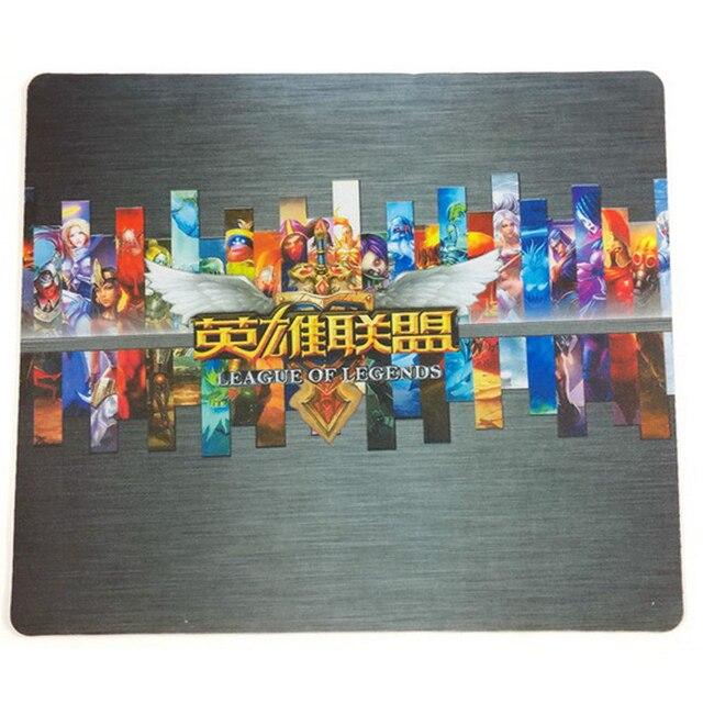 Large  Gaming Gamer Mice Mause Mouse Pad Game mousepad For Computer Laptop Anime mousepad dota2 mat CF Dota2 LOL Locking Edge