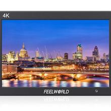 T7 7 inch On Camera Field DSLR Monitor 4K HDMI Ultra Full HD