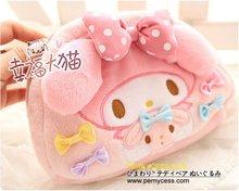 Rnycess 2012 my melody, lovely mirror/wallet/cosmetic bag, a choice, the factroy wholesale and retail