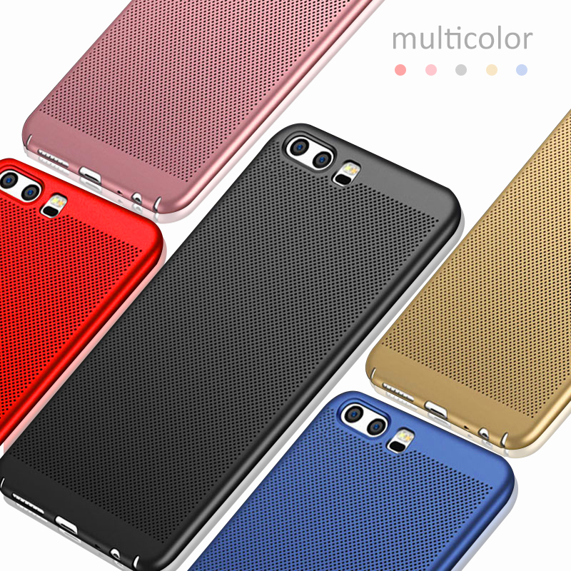 Heat Radiation Case For Huawei Mate 10 Lite 20 P20 Pro P30 Pro P10 P9 Lite P8 Lite 2017 Cover For Honor 9 8 7X 8X Nova 3 3I Y9 10 Case