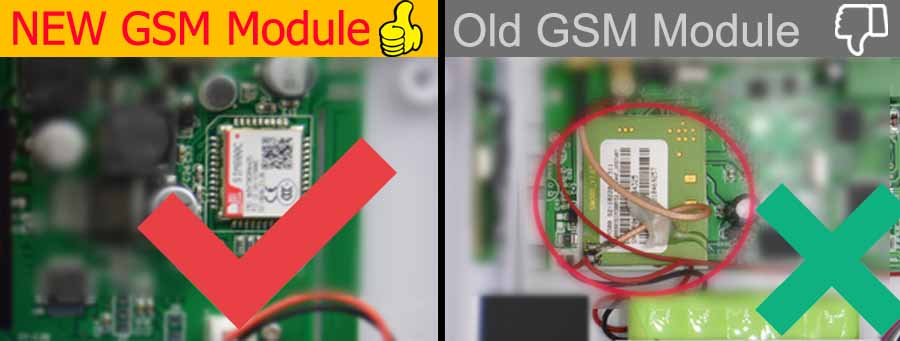 NEW GSM Module