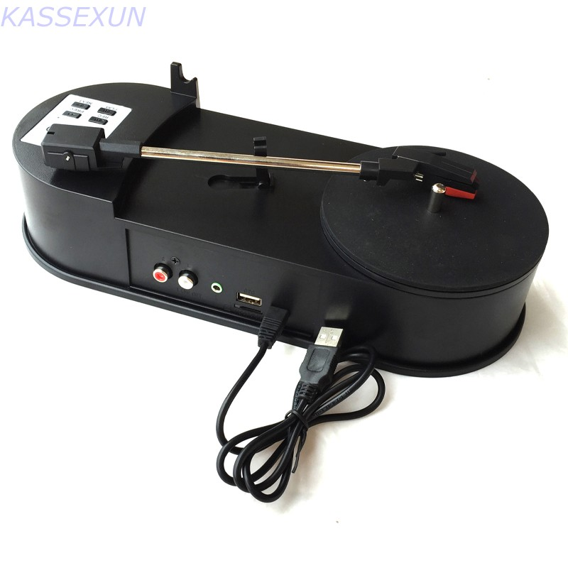 2017 new Turntable Converter Record Player LP Vinyl to MP3 in SD Card/USB Flash Drive directly, no pc need Free Shipping ezcap232 cassette converter to sd card directly convert old cassette tape to mp3 in sd card directly no pc need free shipping