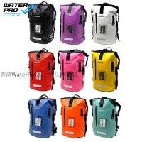 Поток TRAIL DRY TANK 25L D2 Водонепроницаемый Мешок Сухой сумка дорожная сумка Пеший Туризм водные виды спорта
