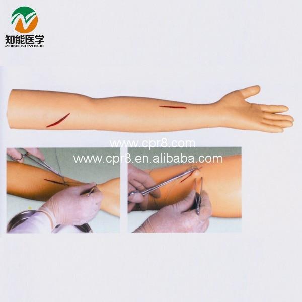 BIX-LF1 Senior Surgical Arm Suture Training Model G055 advanced suture practice arm model surgical suture arm model