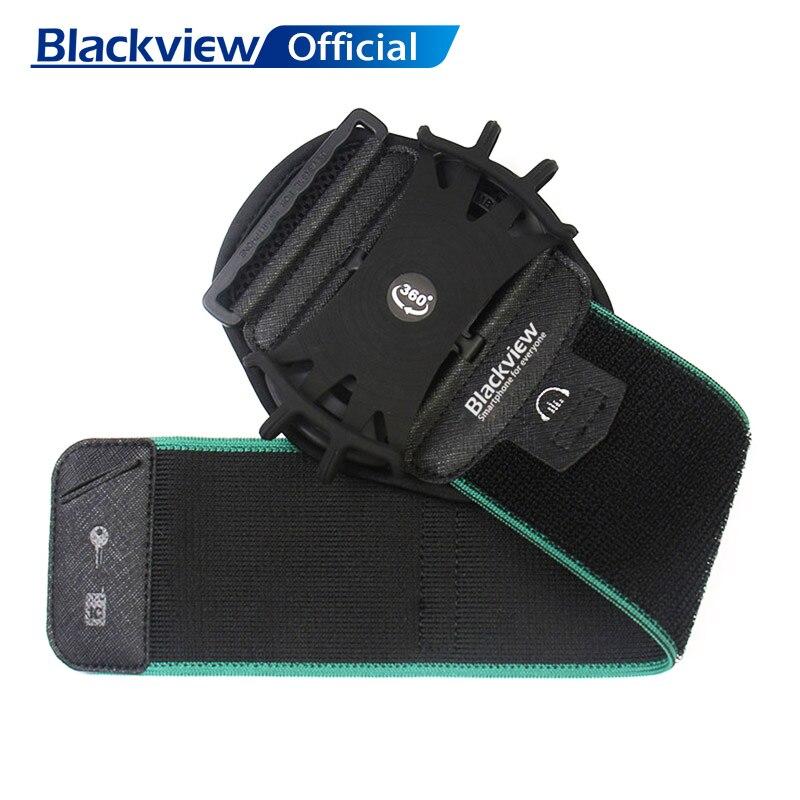 Original Blackview BV9500 Pro brazalete deportivo soporte para teléfono BV9500 BV6800 pro BV9000/pro