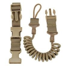دائم مرونة في الهواء الطلق التكتيكية سلامة الحبل الإفراج السريع حزام التمديد نوع حبال حزام قابل للضبط والاكسسوارات القتالية