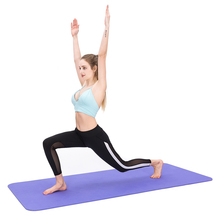 183*61*0.6cm TPE 3pcs Yoga Mat Sport Mat Non Slip Carpet Mat For Beginner Environmental Fitness Gym Home Tasteless Pad yoga mat pilates mat yoga block waterproof environmental tasteless for beginner indoor fitness exercise camp