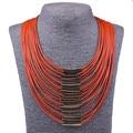 Colgantes mujer gargantillas colares max colares bijuterias mulheres borla neckalces LN063