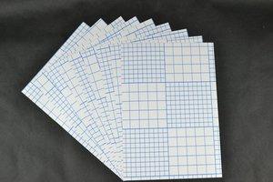 Image 3 - (A4*10 장) 어두운 잉크젯 열전 사 용지에 100% 면 티셔츠 (어둡고 가벼운 직물 용) Papel Thermal Transfer