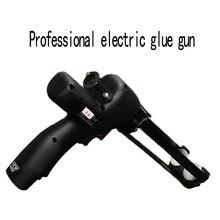1 шт., 12 В, гидравлический клеевой пистолет с двойной трубой, энергосберегающий клеевой пистолет, электрический умный клей для плитки, шва, клеевой пистолет, строительные инструменты