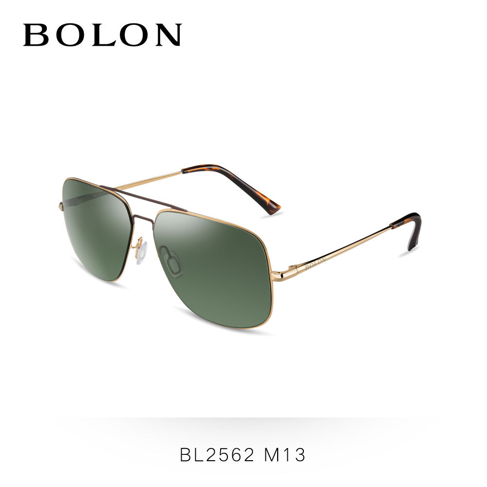 2c1166e8105 2015 Bolon Aluminum Magnesium Sunglasses Polarized Sports Men Coating  Mirror Driving Sun Glasses oculos Male Eyewear Accessories-in Sunglasses  from Apparel ...