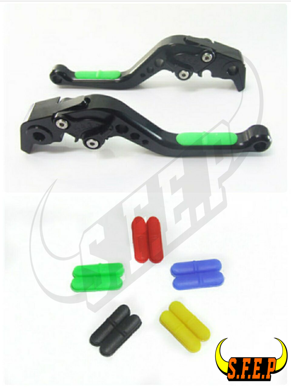 CNC Adjustable Motorcycle Brake and Clutch Levers with Anti-Slip For Ducati HYPERMOTARD 1100/S/EVO SP 2007-2012