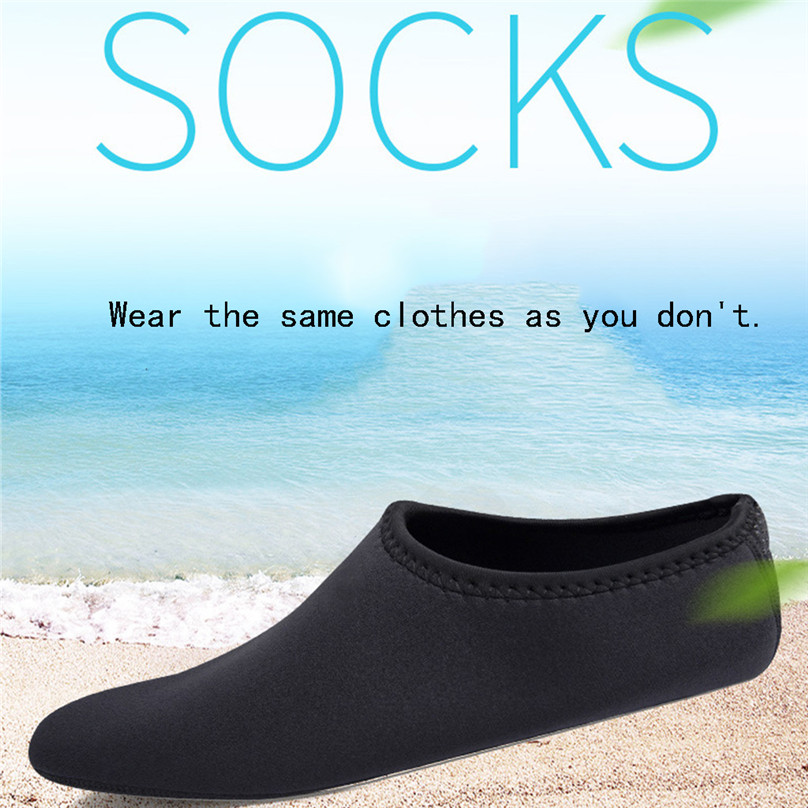 2019 NEW Adult Diving Neoprene Swimming Diving Socks Snorkel Surfing Wetsuit Water Shoes Boots Aqua Shoes #4A24 (7)