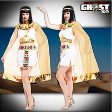 Halloween Costumes Sexy Female Greece Goddess Egypt Queen Cleopatra Queen Egypt costume