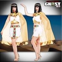 Halloween Costumes Sexy Female Greece Goddess Egypt Queen Cleopatra Queen Egypt costume