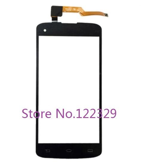 IN STOCK!! For Philips Xenium i908 5.0 Front Panel Touch Screen sensor Mobile Phone glass display Replacement Digitizer